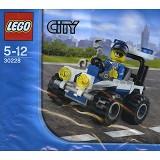 LEGO CITY Police ATV [30228] - Building Set Occupation